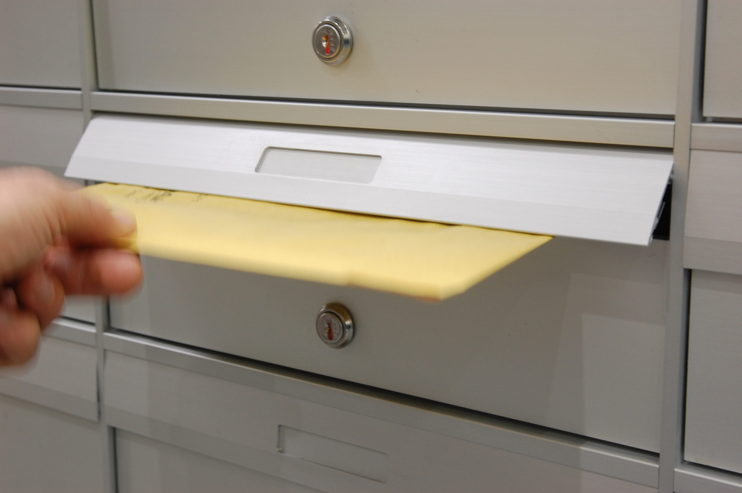 imbuco corrispondenza casellari postali