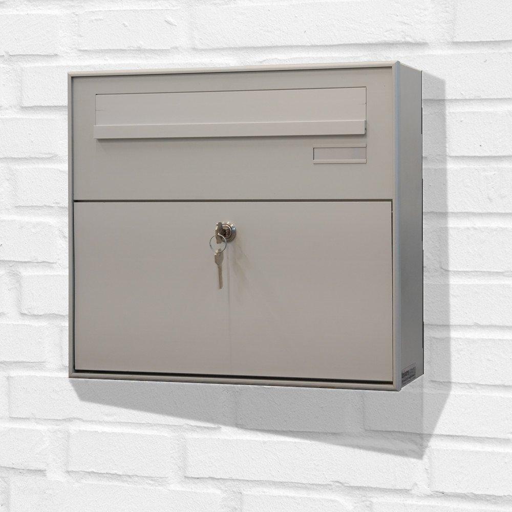 cassetta della posta a parete